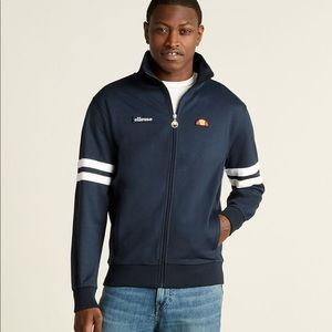 ELLESSE Roma Full-Zip Track Top